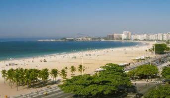 إطلاق تطبيق لحجز مكان على شواطىء ريو دي جانيرو