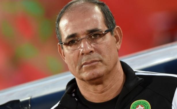Badou Zaki, entraîneur du club algérois Chabab Belouizdad