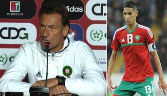 رونار يكشف سبب عدم مشاركة بدر بانون أمام أوزبكستان