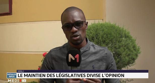 Mali: Le maintien des législatives divise l'opinion