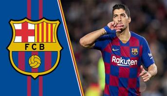 بعد جراحة في الركبة.. برشلونة يكشف مدة غياب سواريز