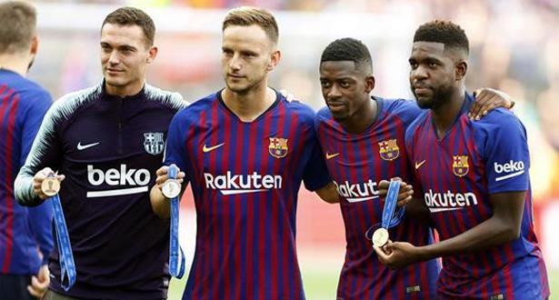 ضربة قوية تضاعف متاعب برشلونة الدفاعية