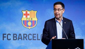 رئيس برشلونة يتحدث عن صفقة لاوتارو وجدل انتقال نيمار