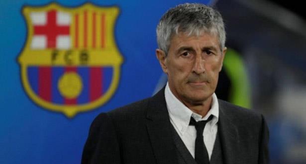 كيكي سيتين يقاضي برشلونة