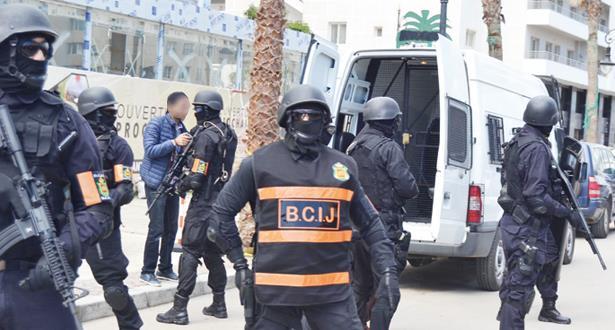 """ضربات """"البسيج"""" الاستباقية ضد الإرهاب تواصلت بقوة خلال سنة 2018"""
