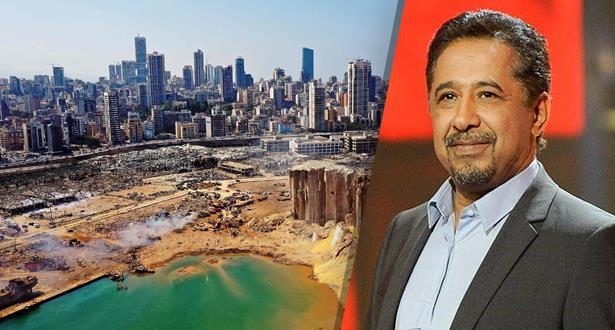 أغنية تضامنا مع بيروت لفنان الراي الشاب خالد
