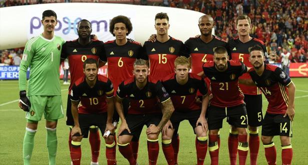 المنتخب البلجيكي يخوض ثلاث مباريات ودية استعدادا لنهائيات كأس العالم