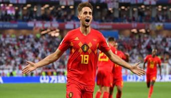 مونديال 2018 بعد اختتام الدور الأول : المنتخب البلجيكي الأكثر فعالية