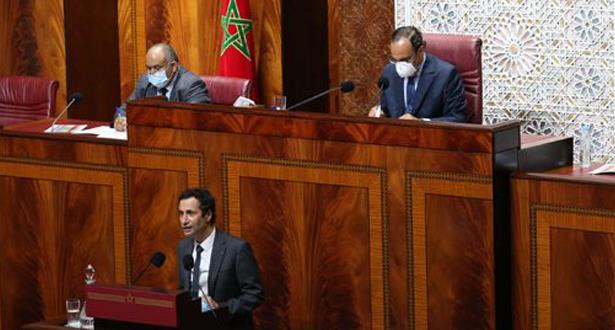 La Chambre des représentants adopte le projet de loi de finances rectificative 2020