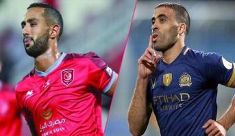 دوري أبطال آسيا .. المغربيان بنعطية وحمد الله ضمن التشكيلة الأفضل للجولة الثالثة