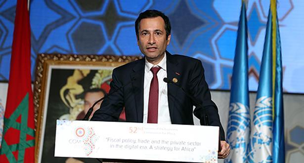 بنشعبون: المساهمة في بناء إفريقيا الغد يعتبر أولوية استراتيجية بالنسبة للمغرب