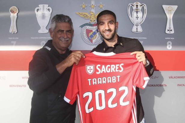 Adel Taarabt prolonge à Benfica