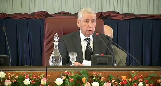 Algérie: Décès de l'ex-président par intérim Abdelkader Bensalah