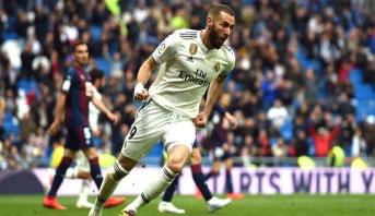 ريال مدريد يقلب الطاولة على إيبار