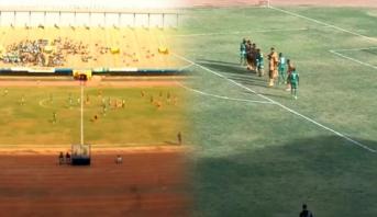 أهداف مباراة نهضة بركان وجاراف السنغالي