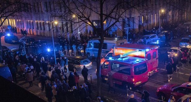 ألمانيا .. مصرع شخص وإصابة أربعة آخرين في إطلاق نار ببرلين
