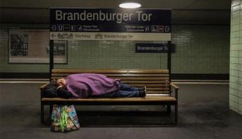 افتتاح أول مركز للحجر الصحي خاص بالمشردين في برلين
