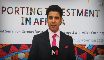 """مراسل ميدي1 تيفي ينقل فعاليات النسخة الثالثة من قمة """"ميثاق مع افريقيا"""" بمشاركة المغرب"""