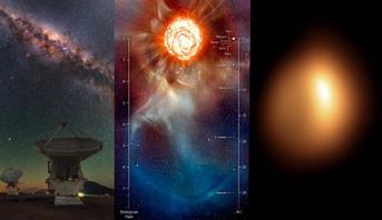 فيديو .. حيرة بين علماء الفلك وحالة من الغليان بسبب صورة منكب الجوزاء