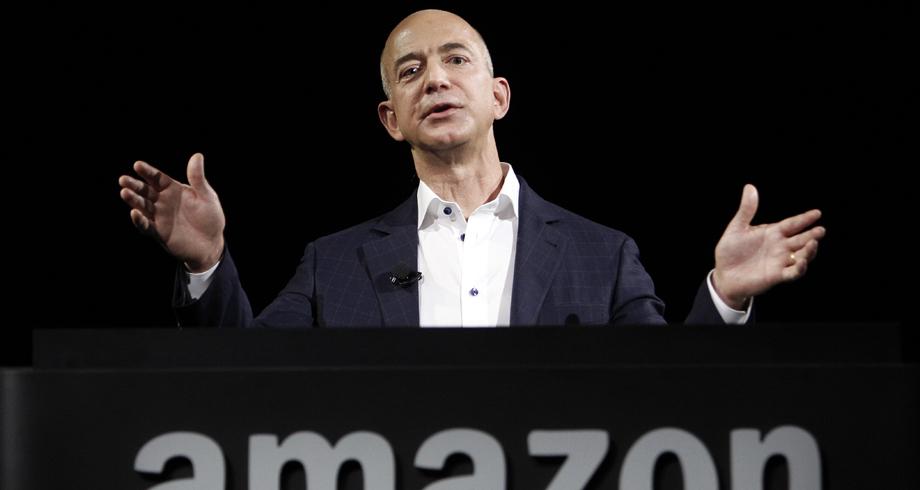 جيف بيزوس سيتنحى عن منصب المدير التنفيذي لشركة أمازون