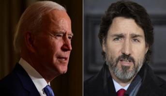 Le premier échange de Biden avec un dirigeant étranger sera avec Trudeau