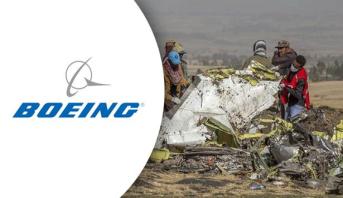السلطات الأمريكية تفرض على بوينغ تعديل طرازها 737 ماكس بعد كارثتي تحطم خلال أقل من 6 أشهر