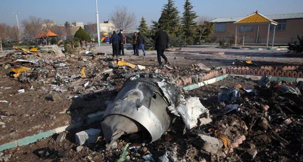أوكرانيا تطلب دعما أُمميا في التحقيق حول تحطم طائرتها في إيران