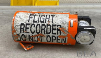 Boeing ukrainien: les experts ont commencé à travailler sur les boîtes noires