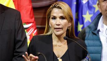 """بوليفيا.. المحكمة الدستورية تدعم تعيين آنيث رئيسة انتقالية وموراليس يدين """"الانقلاب"""""""