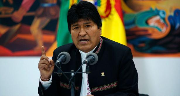 إيفو موراليس يغادر بوليفيا في اتجاه المكسيك التي منحته اللجوء السياسي