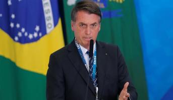 Brésil: le président Bolsonaro annonce être contaminé par le coronavirus