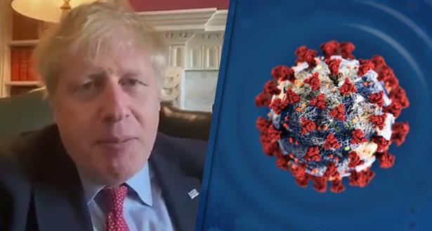 Boris Johnson, atteint de la maladie Covid-19, hospitalisé pour des examens