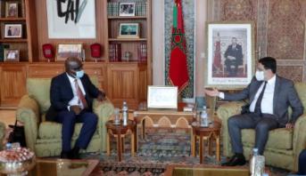 وزير خارجية جزر القمر: الوحدة الترابية للمملكة غير قابلة للنقاش