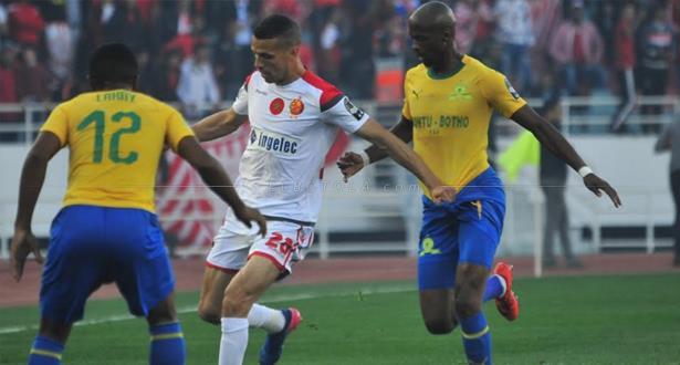 Ligue des champions : Victoire à domicile du Wydad de Casablanca face au Mamelodi Sundowns (2-1)