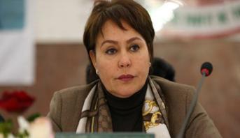 انتخاب المغربية حجيج رئيسة للاتحاد الافريقي للكرة الطائرة