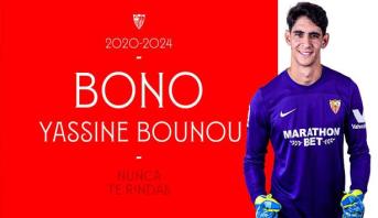 رسميا .. إشبيلية يحسم مصير بونو بعد اتفاق مع جيرونا