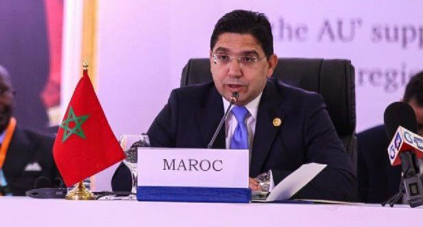 بوريطة : القرار رقم 693 يضع قضية الصحراء المغربية في إطارها الأنسب بالأمم المتحدة ويخول تنقية الأجواء داخل الاتحاد الإفريقي