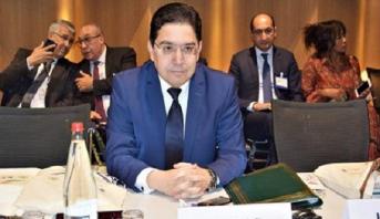 بوريطة يجدد التزام المغرب بالوقوف إلى جانب جزر القمر