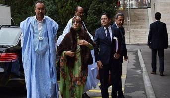 Sahara marocain: fin de la première journée de la seconde table ronde