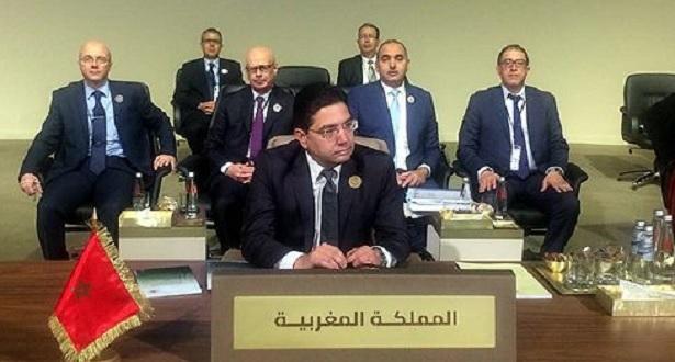 Beyrouth: début  du 4è Sommet arabe sur le développement économique et social, avec la participation du Maroc