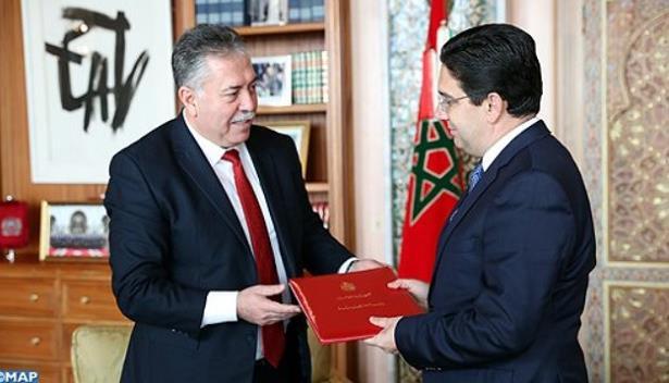 بوريطة يستقبل مبعوثا للرئيس التونسي حاملا رسالة إلى الملك محمد السادس