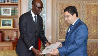 بوريطة يستقبل وزير الاقتصاد والتخطيط من أجل التنمية التشادي حاملا رسالة إلى الملك محمد السادس