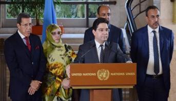 بوريطة: المغرب سيواصل العمل مع هورست كولر من أجل الإعداد للاستحقاقات المقبلة