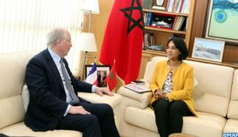 مباحثات فرنسية - مغربية حول السياسة الإفريقية للاتحاد الأوروبي
