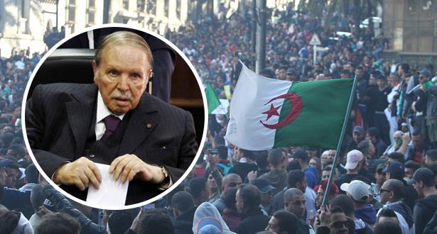 """وكالة الأنباء الجزائرية: بوتفليقة """"يوجه"""" رسالة إلى الجزائريين"""