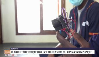 Sénégal: le bracelet électronique pour faciliter le respect de la distanciation sociale