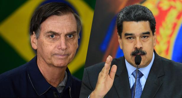 """البرازيل تصف الولاية الرئاسية الجديدة لمادورو بأنها """"غير شرعية"""""""