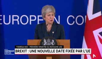 Brexit: l'UE fixe une nouvelle date
