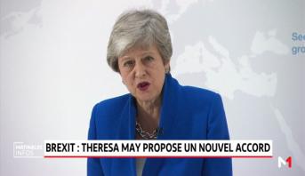 Brexit : Theresa May ouvre la voie à un second référendum