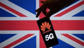 بريطانيا تطلب من اليابان بدائل لشركة هواوي في شبكاتها للجيل الخامس